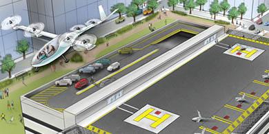 Uber contrata a un ingeniero de la NASA para crear autos autónomos y voladores