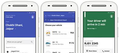 Uber Lite, la nueva versión light para mercados emergentes