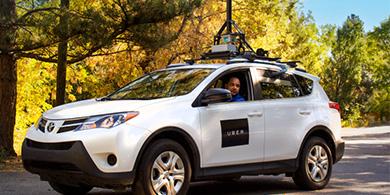 Uber comienza a mapear las calles de México