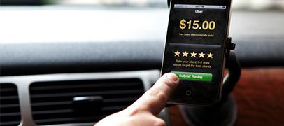 Uber suma Pago F�cil y Rapipago para evitar el bloqueo