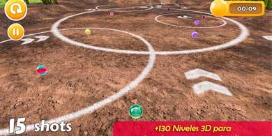 Marble Legends 3D Arcade, el nuevo videojuego de UNTREF Media