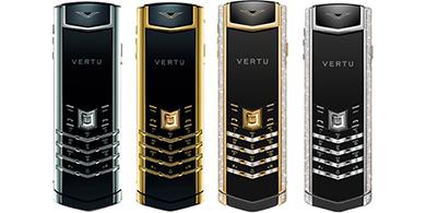 Adiós a Vertu, los teléfonos más lujosos del mundo