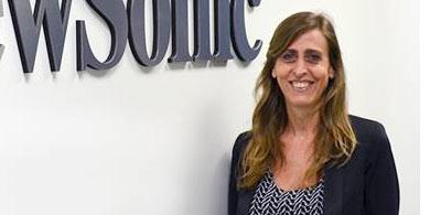 Fernanda Defelippe es la nueva Territory Manager de Viewsonic