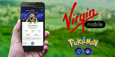 Virgin Mobile lanza paquetes especiales para Pokémon Go en México