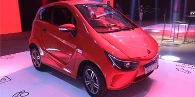 Cómo es VOLT, el primer vehículo argentino 100% eléctrico