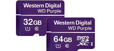 Western Digital lanza su microSD para la nueva era de la video vigilancia