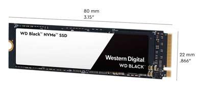Black 3D NVMe SSD, lo nuevo de Western Digital para gamers en Argentina