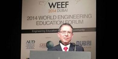 Uriel Cukierman fue elegido presidente de IFEES