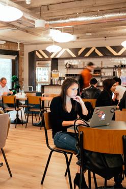 WeWork, la gran startup del coworking, llega a Buenos Aires en mayo