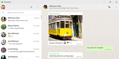 WhatsApp finalmente llega a los escritorios de Windows y Mac