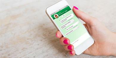 WhatsApp ya permite mandar mensajes offline con el iPhone