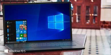 Microsoft lanzó su nuevo SO educativo Windows 10 S