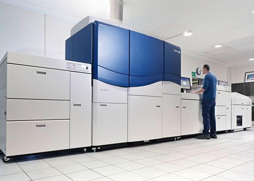 Copileidy trae la Xerox iGen 150 a la Argentina