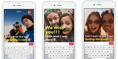 Yahoo! lanz� su app de mensajer�a