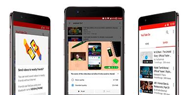 Llega YouTube Go, la versión para ver videos offline