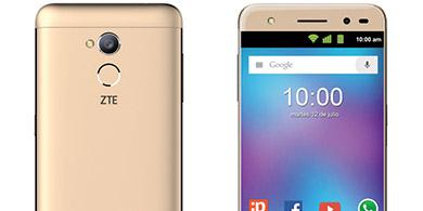 ZTE lanza V6 Plus en M�xico, un smartphone al estilo iPhone